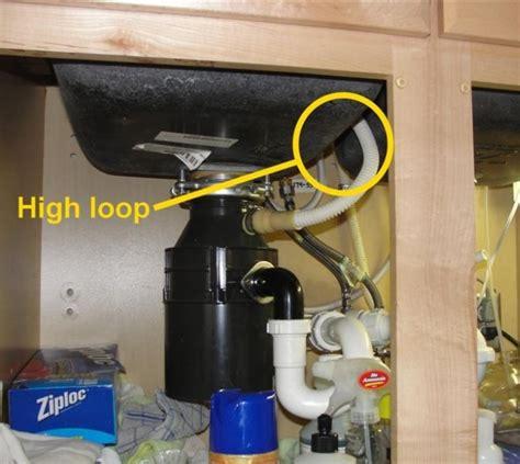 kitchen sink won t drain no clog my frigidaire gallery dishwasher won t drain after wash 9833