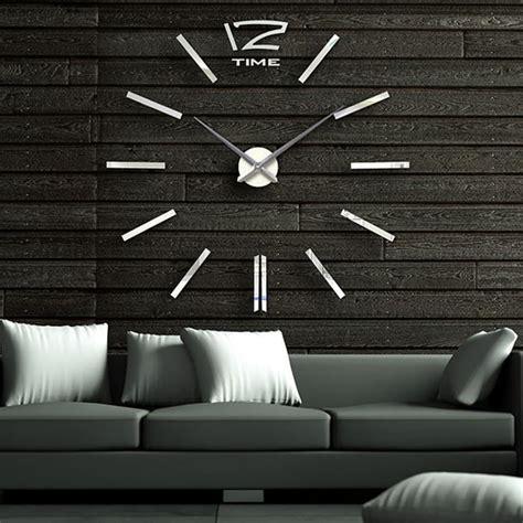 large wall clock  modern interior design price