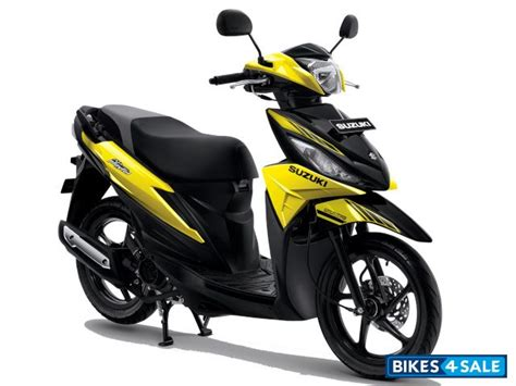 Sym Attila Venus 125i Picture by Suzuki Address Playful Price In Medan Showroom Rp 1 62