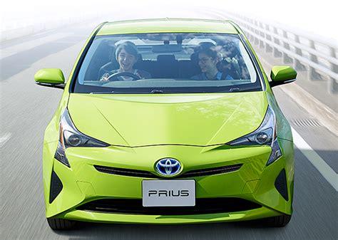 Fourth-generation Toyota Prius (zvw50/51