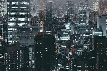 Tokyo Gifs Animated Geometrieva Dimitrov Cvetkov Trapped