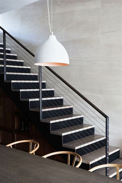 stylish  stairs storage ideas   design