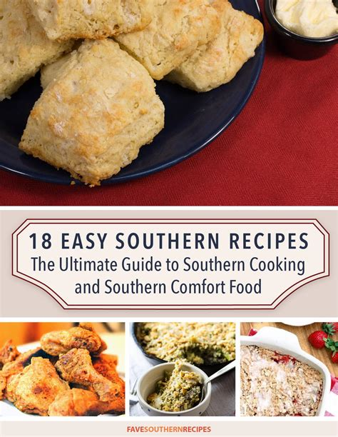 easy southern recipes  ultimate guide  southern