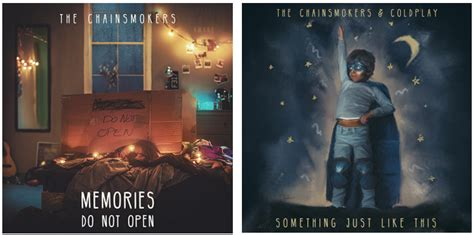 """The Chainsmokers & Coldplay Release """"something Just Like This"""""""