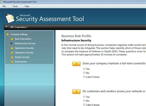 microsoft security assessment tool  tcat shelbyville