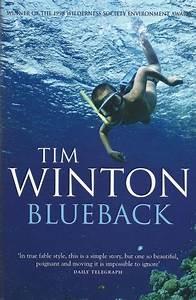 Blueback by Tim... Blueback Tim Winton Quotes