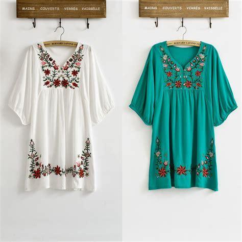 sale vintage 70s ethnic floral embroidered hippie boho