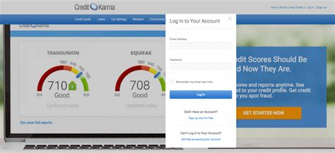 credit karma login    credit score
