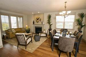 Separate, Your, Living, Room, And, Dining, Space, With, Rugs, And, Select, Furnishings