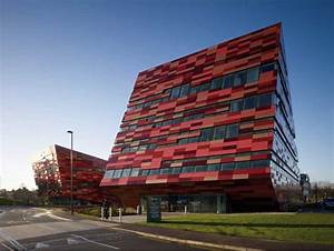 University of Nottingham Jubilee Campus, Building - e ...