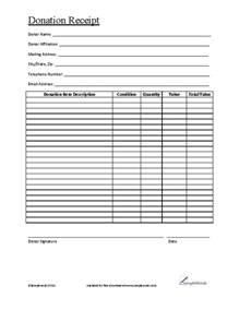 Free Template For Silent Auction Bid Sheets 14 Best Images Of Printable Spending Plan Worksheet Printable Donation Receipt Form Free