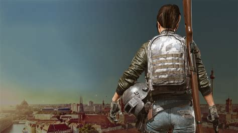 1920x1080 Game Girl Pubg 4k Laptop Full Hd 1080p Hd 4k Wallpapers, Images, Backgrounds, Photos