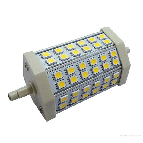 r7s j118 8w led bulb 36 led s floodlight pir security light replacement