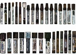 500 black markers colossal for 500 black markers