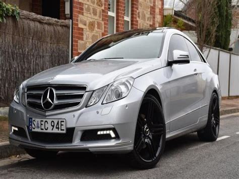 Used Cars In Macquarie by 2010 Mercedes E250 Cgi Macquarie Cars For