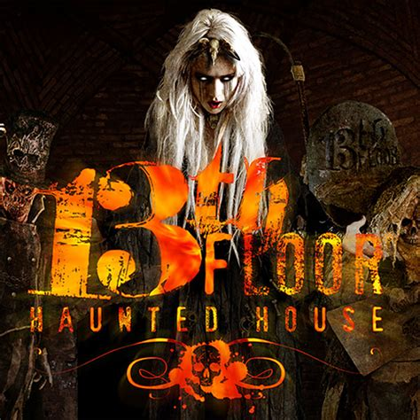 13th floor haunted house presents valentine x church of