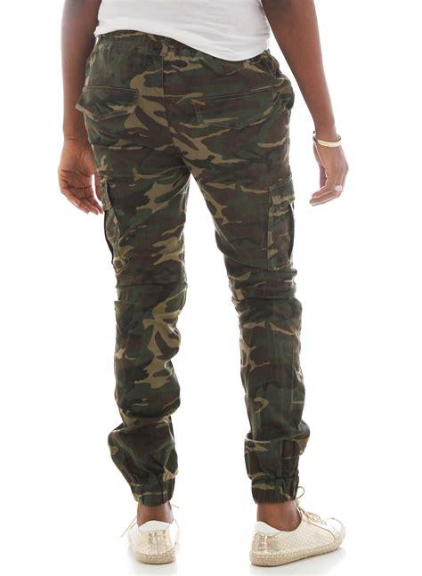 Riflessi Womenu0026#39;s Stretch Twill Cargo Jogger Pants | eBay