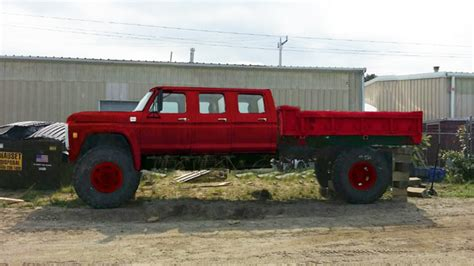 six door truck buildup f 600 4x4 rig is transforming into a 6 door