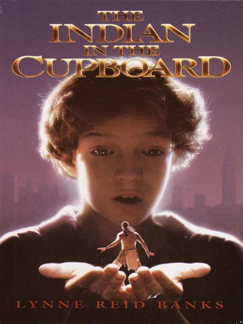 Indian In The Cupboard by The Indian In The Cupboard Marmot Library Network