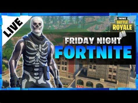 friday night fortnite mister bp gaming youtube