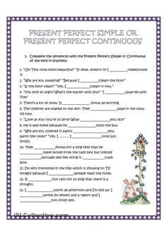 present perfect continuous images present perfect