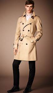 Trench Coat Burberry Homme : burberry men heritage trench coat collection the timeless must have ~ Melissatoandfro.com Idées de Décoration