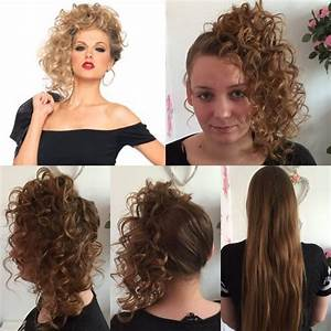 Grease Pink Ladies Hairstyles | www.pixshark.com - Images ...