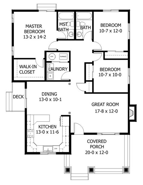 simple open floor plan bungalow ideas photo the bungalow house plan and america an reawakened