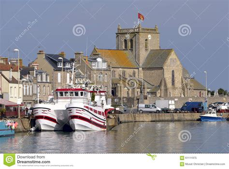port of barfleur in stock image image of cabin
