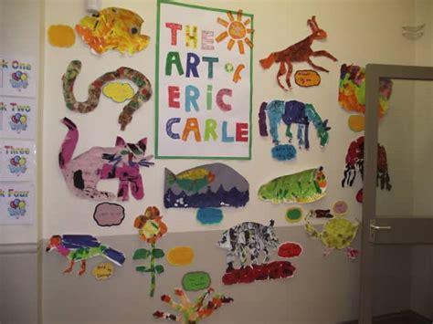 The Art Of Eric Carle, Art, Animals, Display, Classroom Display