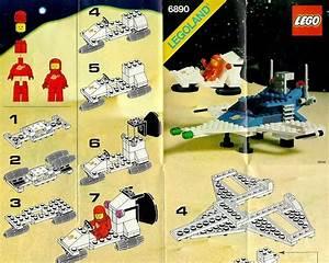 Lego Classic Anleitung : 6890 cosmic cruiser lego bauanleitungen und kataloge bibliothek ~ Yasmunasinghe.com Haus und Dekorationen