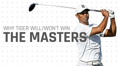 The Masters 2018: Why Tiger Woods will win at Augusta ...