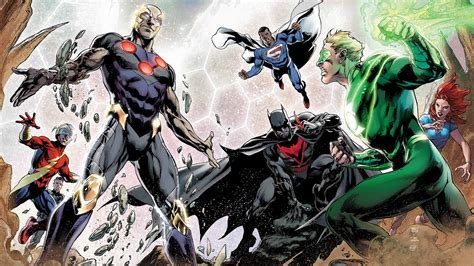 Justice League Lands Scribe Will Beall
