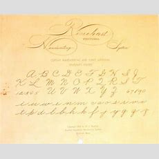 The Rinehart Handwriting System  Relive It  Handwriting, Penmanship, Palmer Method
