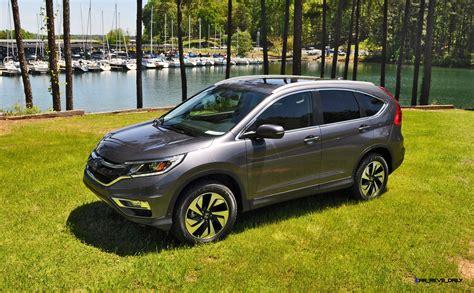 Honda Crv Reviews by Road Test Review 2015 Honda Cr V Touring Awd Is Stylish