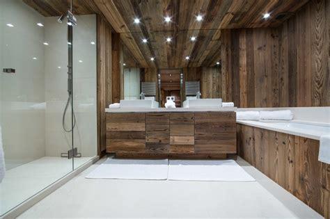 chalet de montagne 169 dgc studio montagne salle de bain other metro par dgc studio