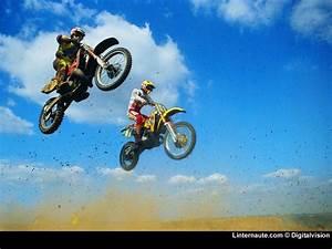 Fonds d ecran Motos Cross