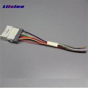 Liislee Plugs Into Factory Harness For Toyota Matrix 2003