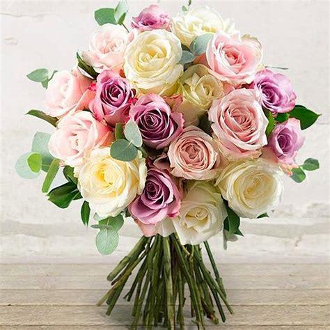 spedire mazzo di fiori bouquet di quot romantico pastello quot citt 224 dei fiori