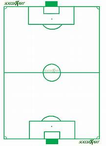Printable Soccer Field