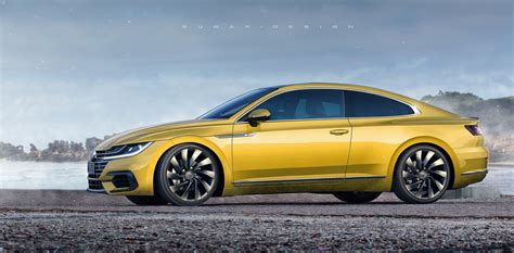 volkswagen coupe sugar chow vw arteon coupe