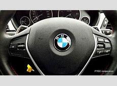 FTEC weblog BMW 320d のクルーズコントロール取付