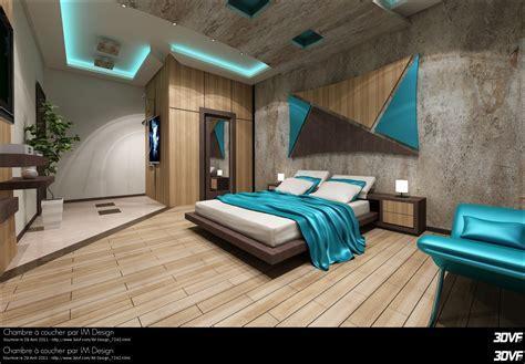 chambre architecte galerie 3dvf com chambre à coucher par im design