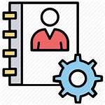 Icon Manual Procedure Business Policy Company Handbook