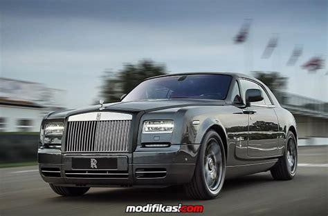 Mobil Rolls Royce Phantom by Rolls Royce Phantom Bespoke Chicane Coupe Mobil Spesial