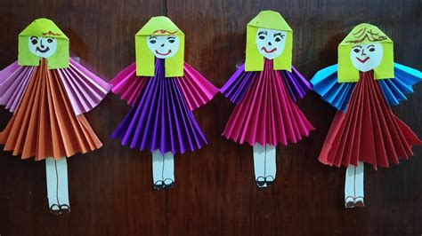 paper doll making paper crafts    paper