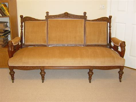 antique sofa for sale victorian renaissance revival sofa very possibly a john