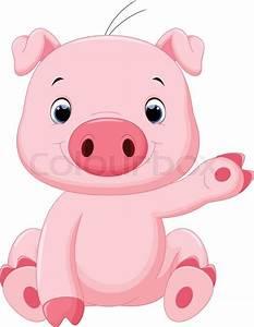Cartoon Baby Piglet | www.pixshark.com - Images Galleries ...