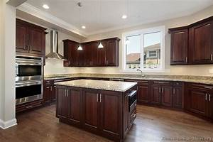 dark wood kitchens on pinterest whitewash kitchen With what kind of paint to use on kitchen cabinets for window stickers for businesses