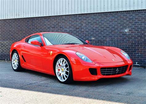 It was the brand's front engined. Ref 94 2007 Ferrari 599 GTB - Classic & Sports Car Auctioneers